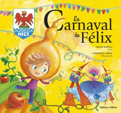 Malou Ravella - Catherine Caroff-Couverture Carnaval de Fe lix_Mise