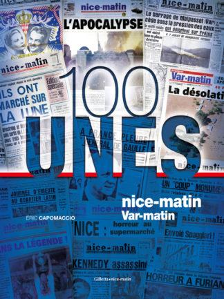 Eric Capomaccio-Couv-100-unes-Nice Matin