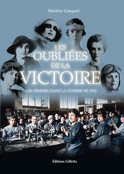 Martine Gasquet-Couv Les Oubliées de la Victoire
