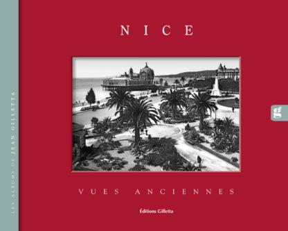 Jean-Paul Potron - Jean Gilletta-Couv-Nice-Vues Anciennes
