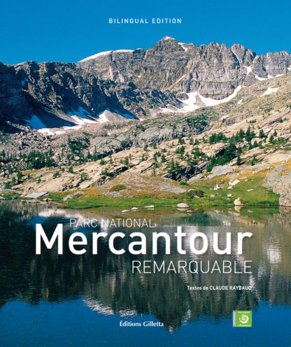 Claude Raybaud-Couv Mercantour remarquable