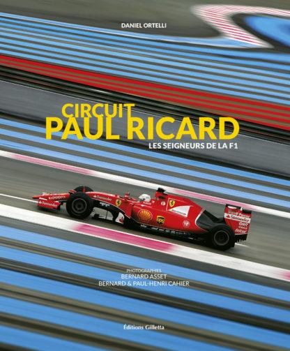 Daniel Ortelli-Couverture Paul Ricard montage