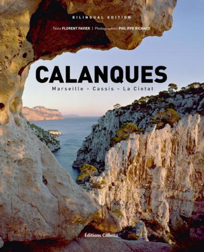 Florent Favier - Philippe Richaud-Couverture Calanques 2015