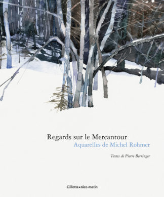 Pierre Berringer - Michel Rohmer-Couverture Regards sur le Mercantour