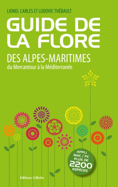 Lionel Carles et Ludovic Thébault-Couverture Guide de la Flore