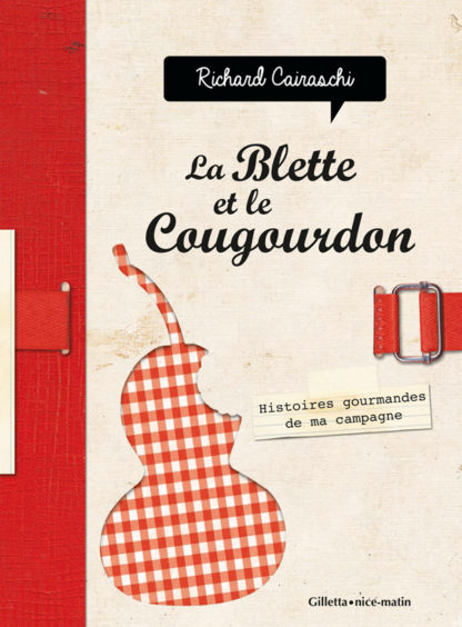 Richard Cairaschi-Couverture La Blette et le Cougourdon