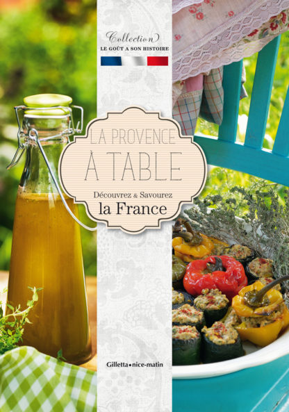 Agnès Vienot-Couverture La Provence à Table