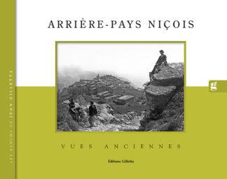 Jean-Paul Potron - Jean Gilletta-Couverture Arrière Pays Niçois