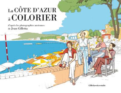 Couv-La-Côte-d'Azur-à-Colorier