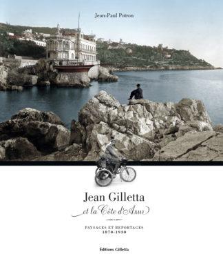 Couv Jean Gilletta et la Côte d'Azur 2020