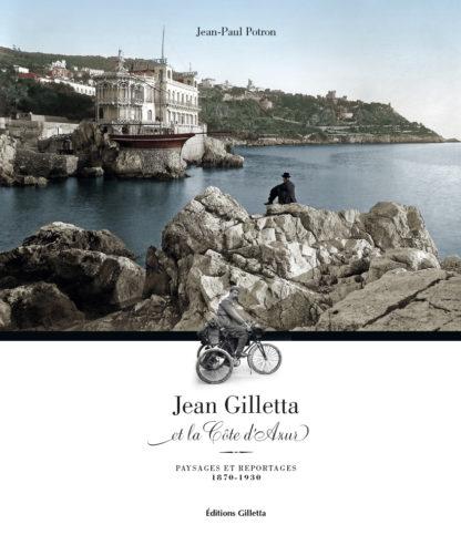 Couv Jean Gilletta et la Côte d'Azur 2020 Editions Gilletta