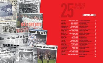 Feuilletage-OGC-Nice-25-matchs-de-legende-sommaire