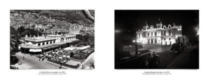 Feuilletage-vues-anciennes-monaco-cafe-jardin-casino