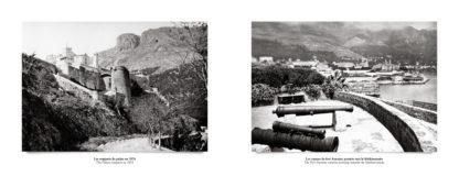 Feuilletage-vues-anciennes-monaco-remparts-palais-canons