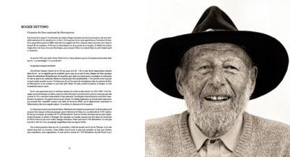Vivre, là Paroles et visages du Mercantour - Roger Settimo