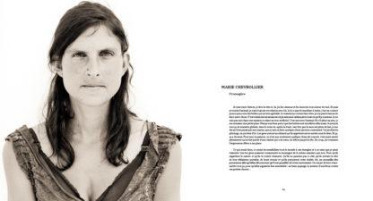 Vivre, là Paroles et visages du Mercantour - Marie Chevrollier