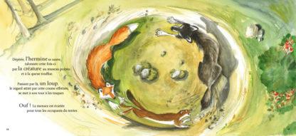 Feuilletage-crottes-de-marmottes-danger