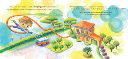 Feuilletage-le camping-car-de-Félix-jardin