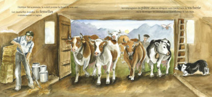 Feuilletage-marinette-la-vache-qui-(rous)pete-etable