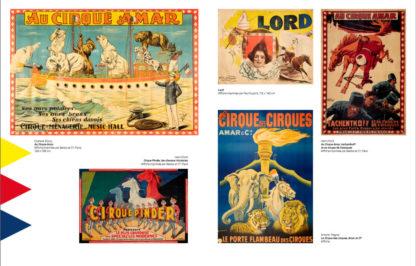 Feuilletage-Le-Cirque-enchanté-affiches