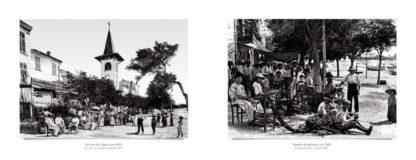 Feuilletage-Cagnes-sur-Mer-Vues-anciennes-clocher