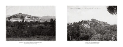 Feuilletage-Cagnes-sur-Mer-Vues-anciennes-vue-générale