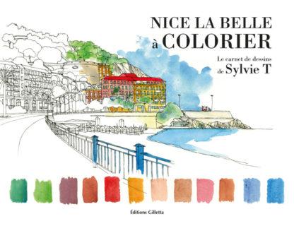 Couverture-Nice-à-colorier-Sylvie-T