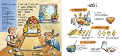 Dans la cuisine de Mémé Editions Gilletta