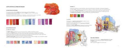 Feuilletage-cahier-coloriage-Provence-mise-couleur